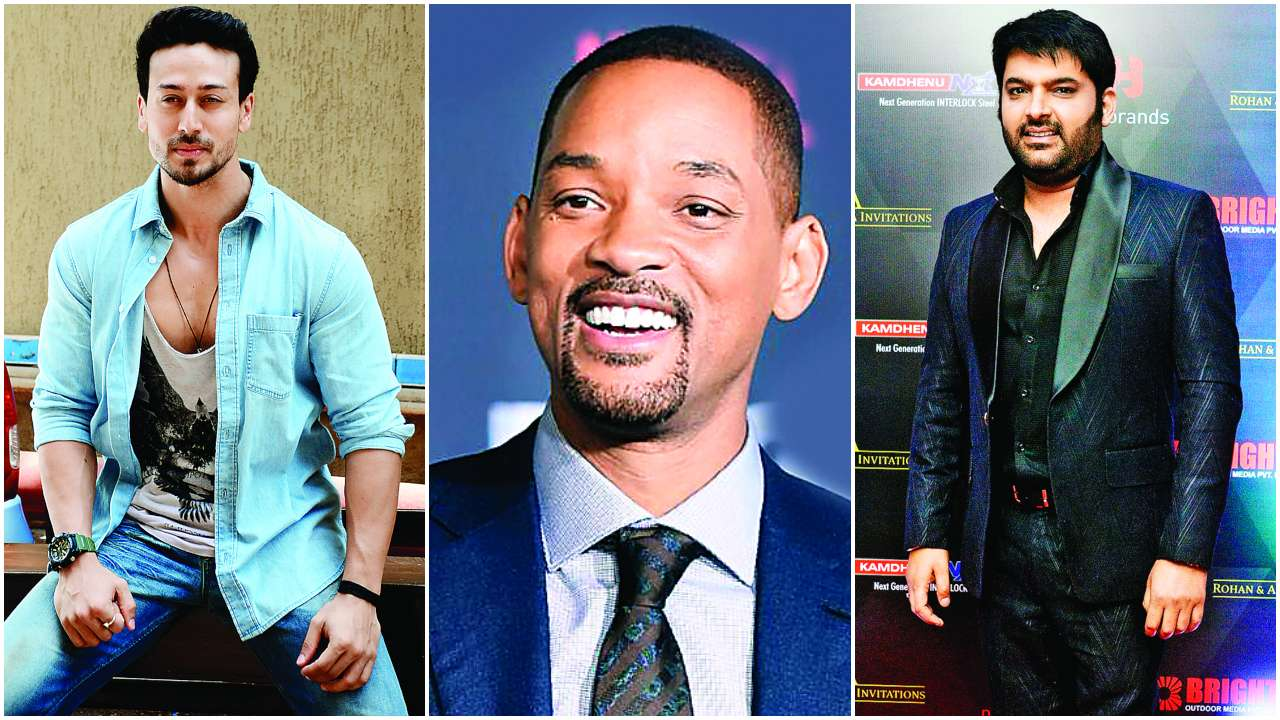 SCOOPS: Tiger Shroff Compares Kapil Sharma To Will Smith