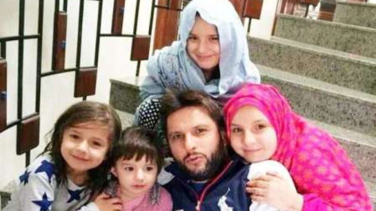 My Daughters Are Very Precious To Me Shahid Afridi Defends Remarks On His Children Playing Only Indoor Sports