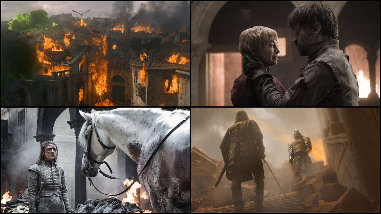 Game Of Thrones' 8 Episode 5 Highlights: Horrendous deaths