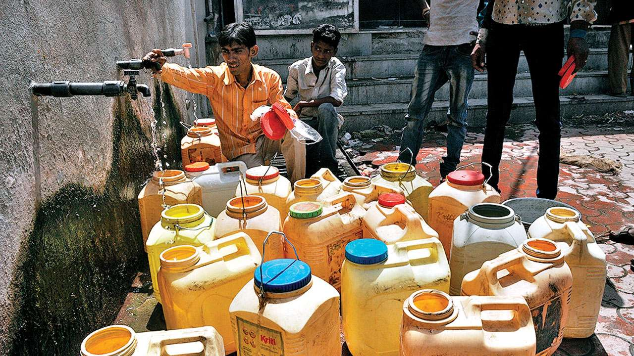 Mumbai: Water shortage in Cuffe Parade troubles residents