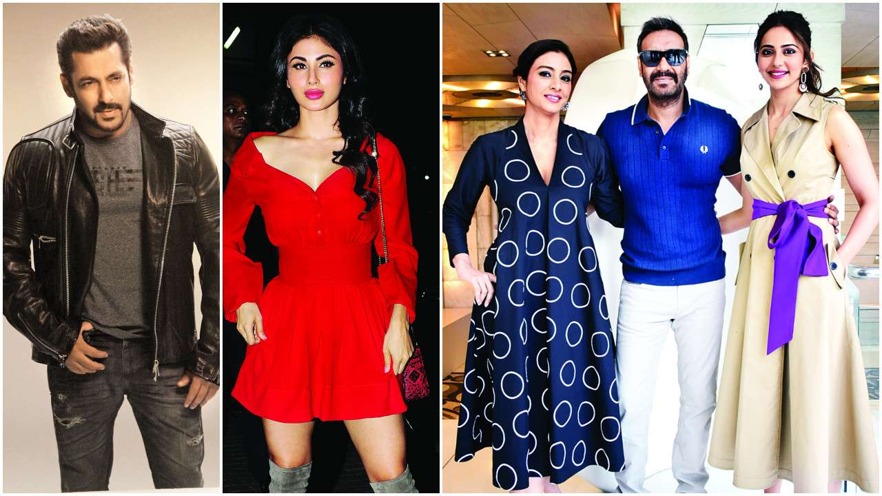 SCOOPS: Details about Salman Khan and Mouni Roy's racy track from 'Dabangg 3' OUT, and more!