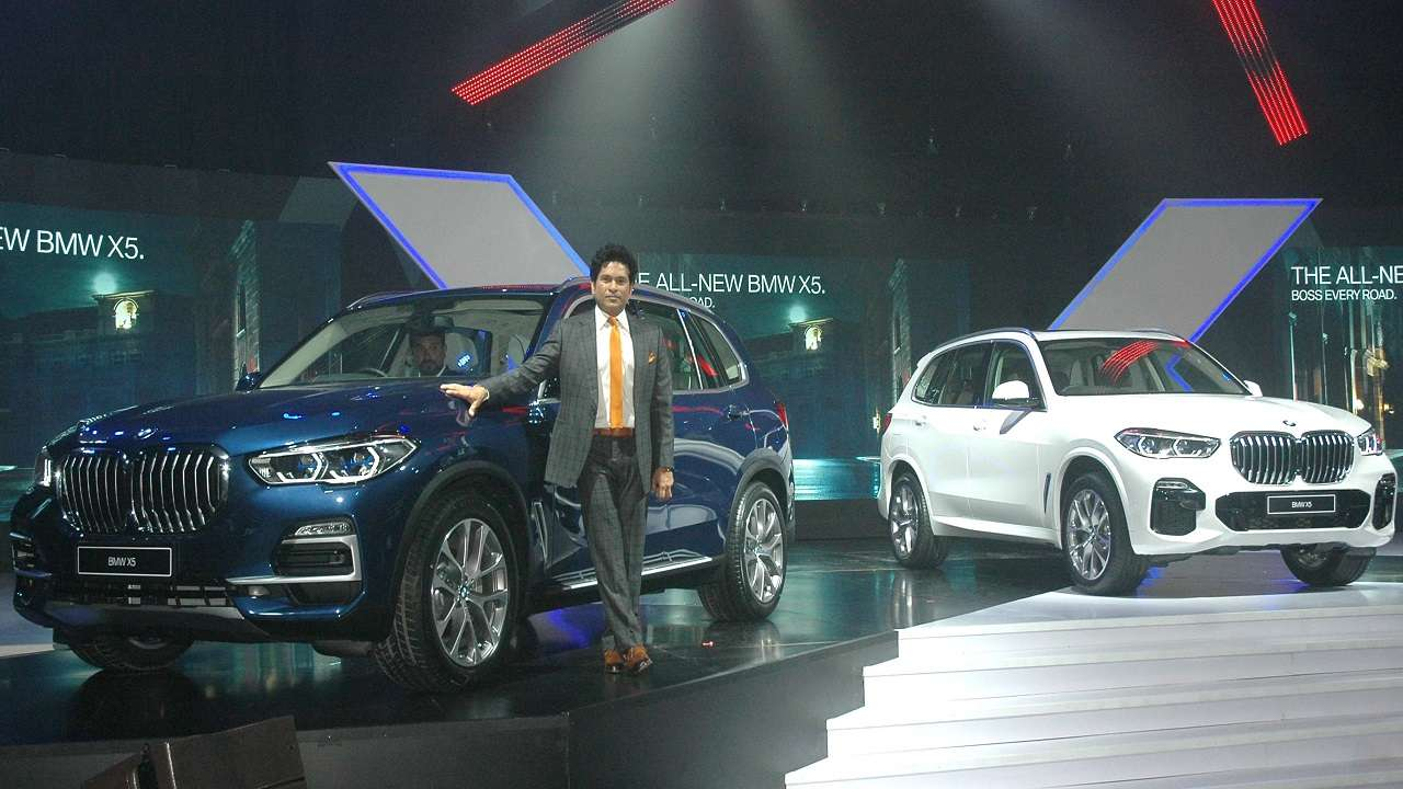 Bmw Launches New X5 Suv Says Focus Is On Growing Luxury Car Segment