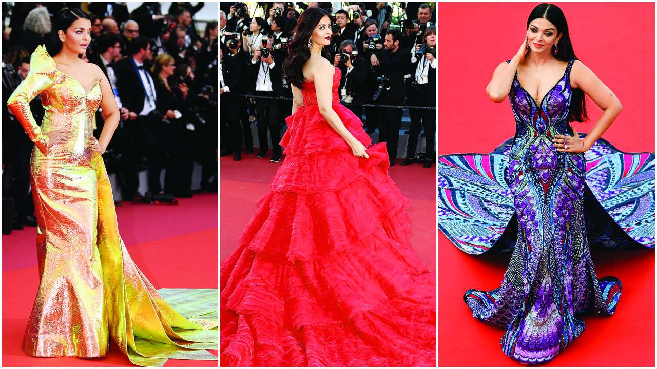Cannes Film Festival: Decoding Aishwarya Rai Bachchan's Cannes diaries from past few years