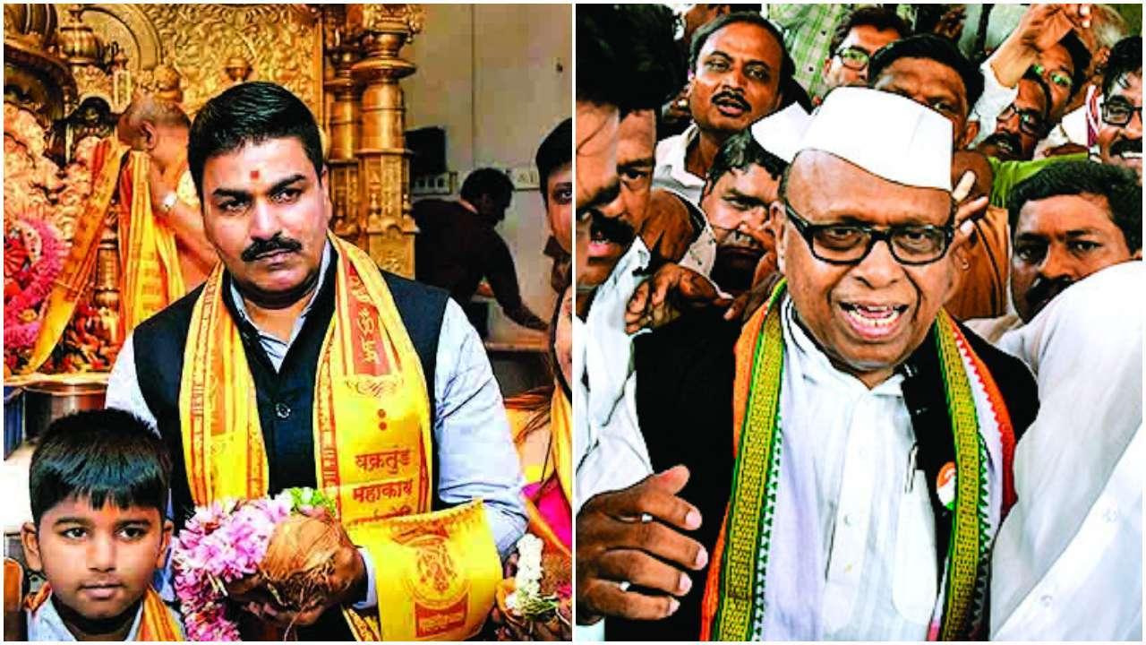 Mumbai South Central Lok Sabha Election Result 2019: Shiv Sena's Rahul Shewale leading
