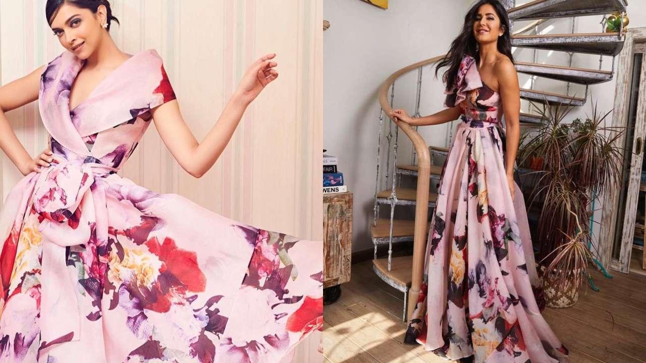 Deepika Padukone or Katrina Kaif - who rocked the Gauri and Nainika dress better?