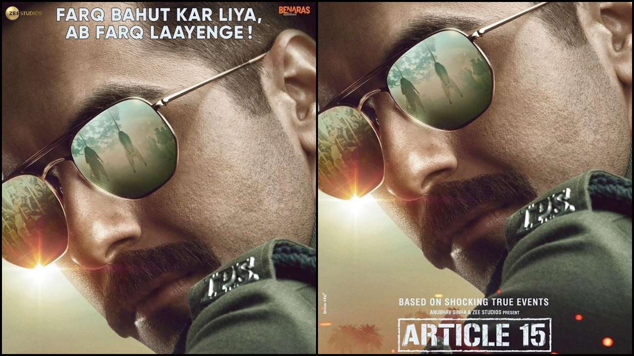 Image result for article 15 poster