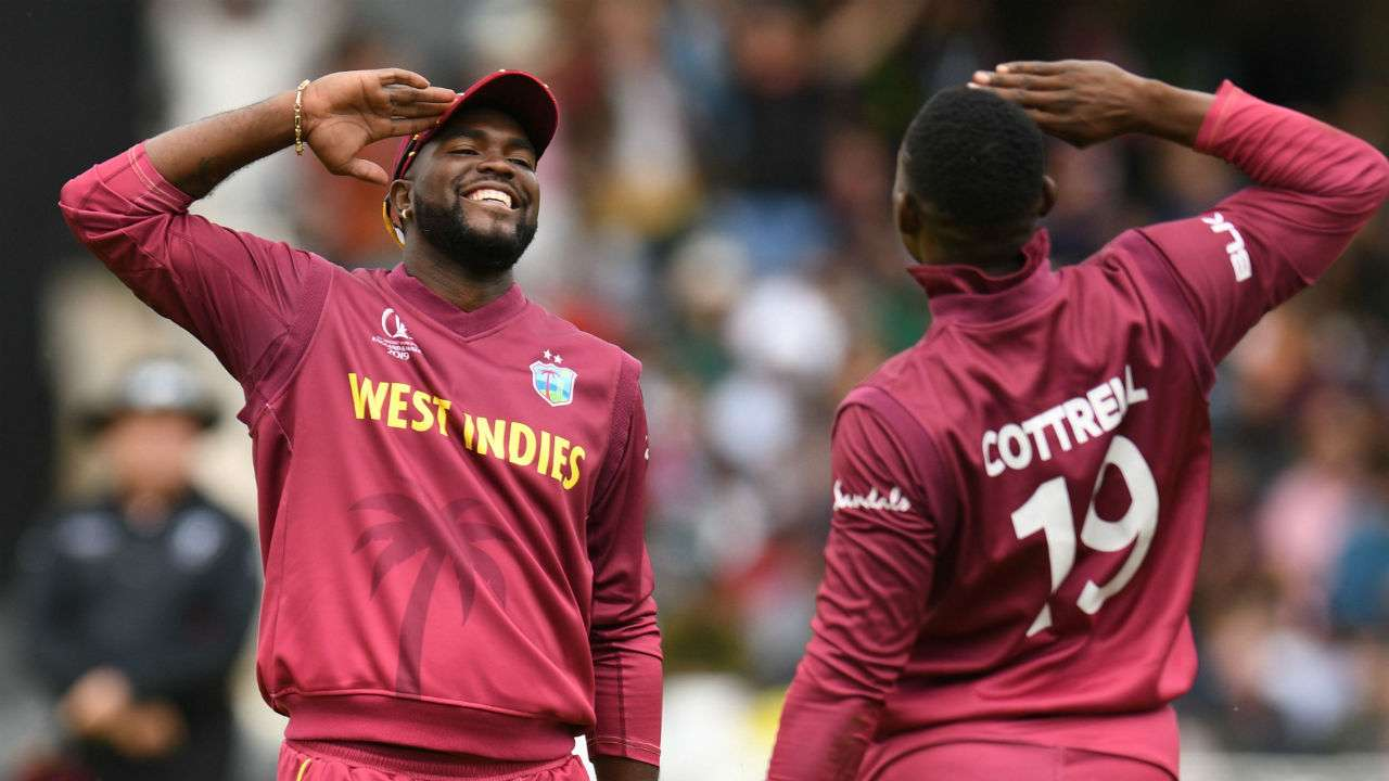 World Cup 2019 Pacers Chris Gayle Lead West Indies Rout Of