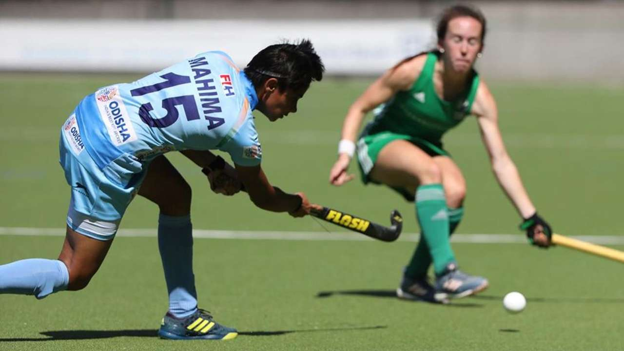 Hockey: Indian women beat Ireland 2-1 in Cantor Fitzgerald