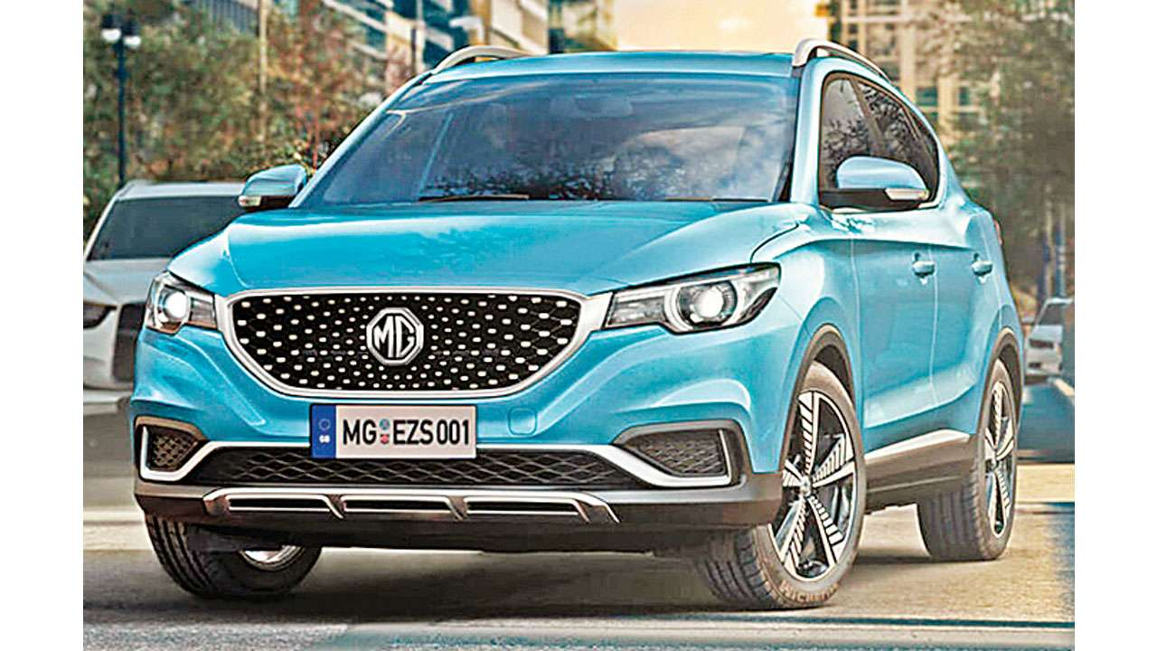 MG Motors to make electric cars in India