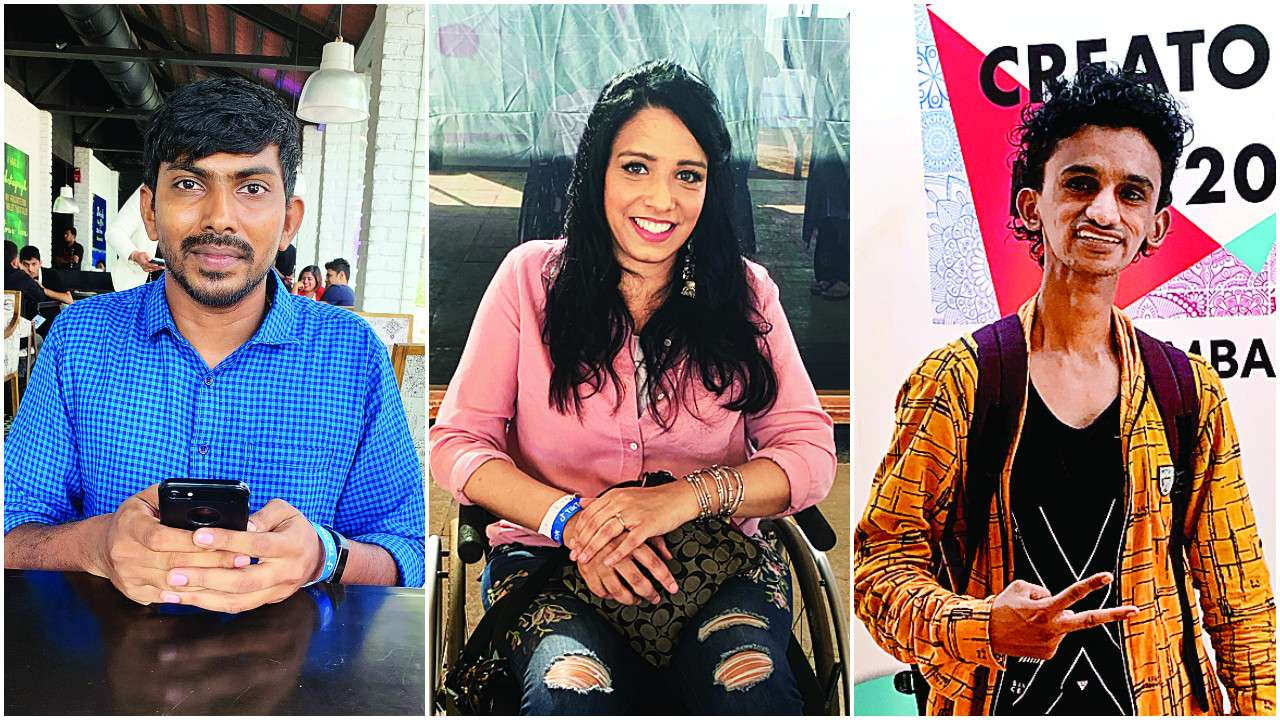 Three social media stars outshine all at Mumbai's TikTok event