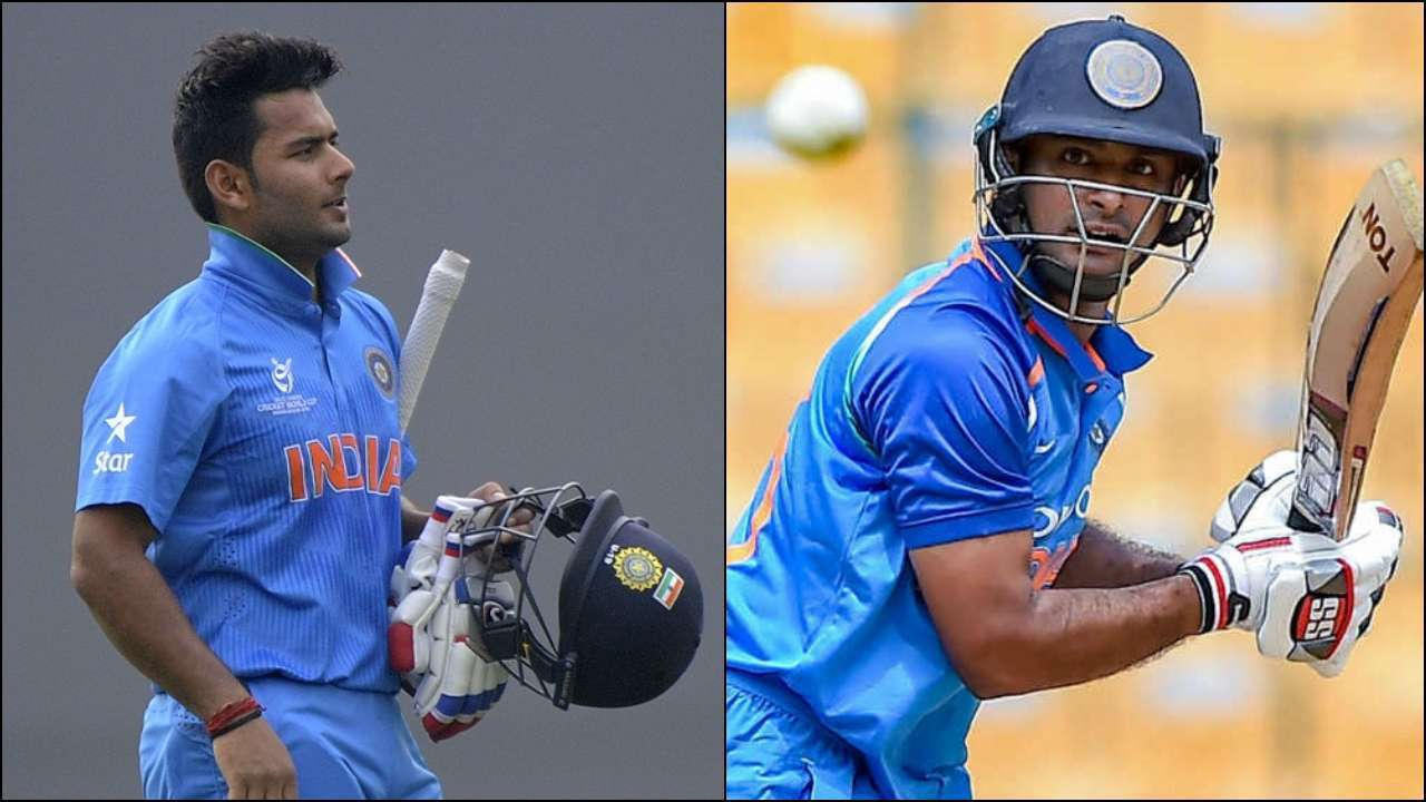 Rayudu or Pant? Experts divided over probable replacement for Dhawan
