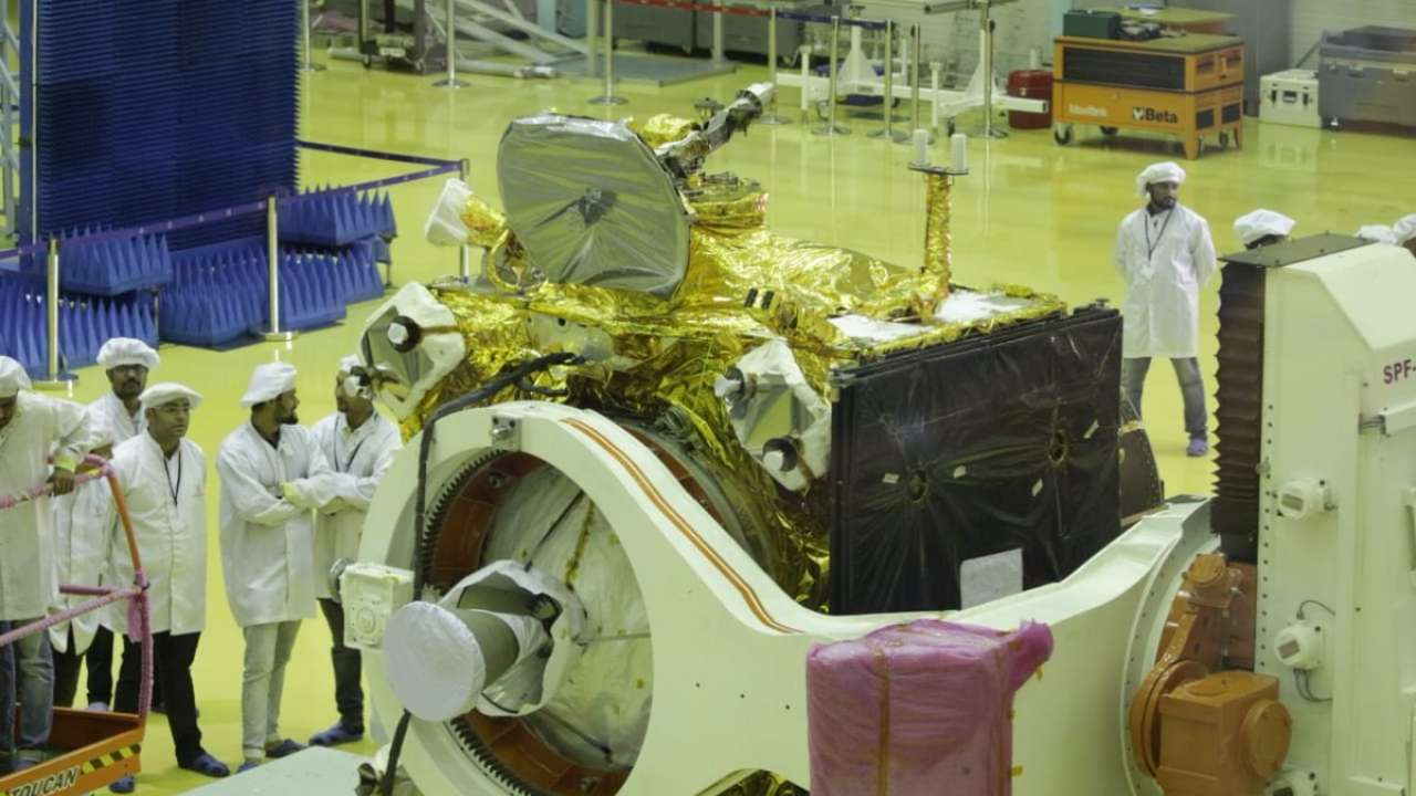 Chandrayaan 2 is expected to land on Moon on September 6, 2019