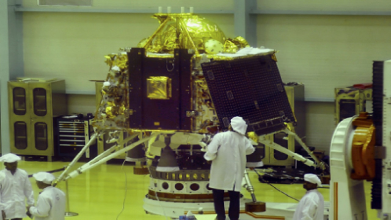 Chandrayaan-2 will carry 13 payloads