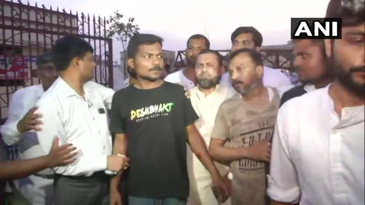 Journalist Prashant Kanojia, jailed for tweet over UP CM, released from Lucknow jail