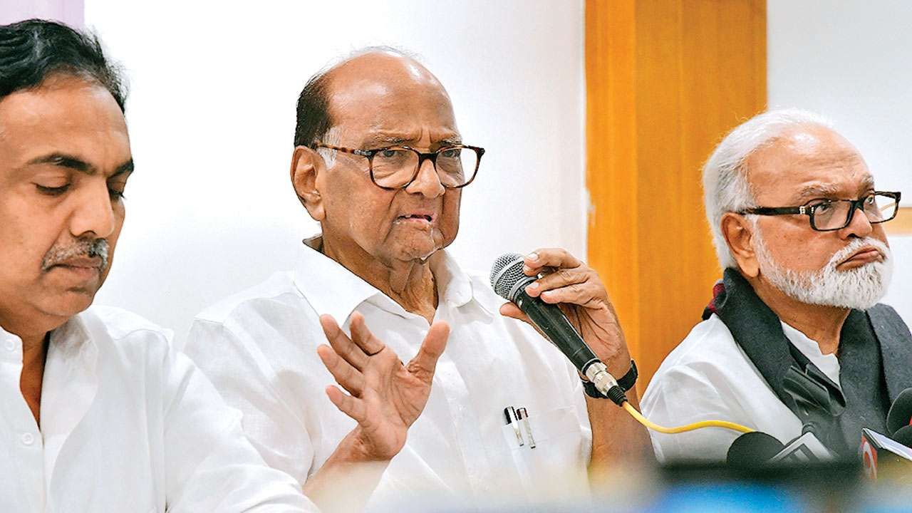 Sharad Pawar calls NCP meet to plan strategy for Maharashtra Assembly elections