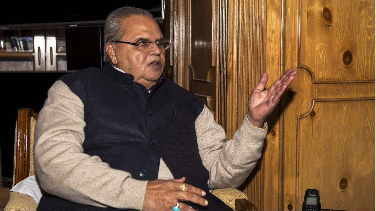 Suicide attack in Anantnag carried on behest of Pakistan, security for Amarnath pilgrimage foolproof: J&K Governor