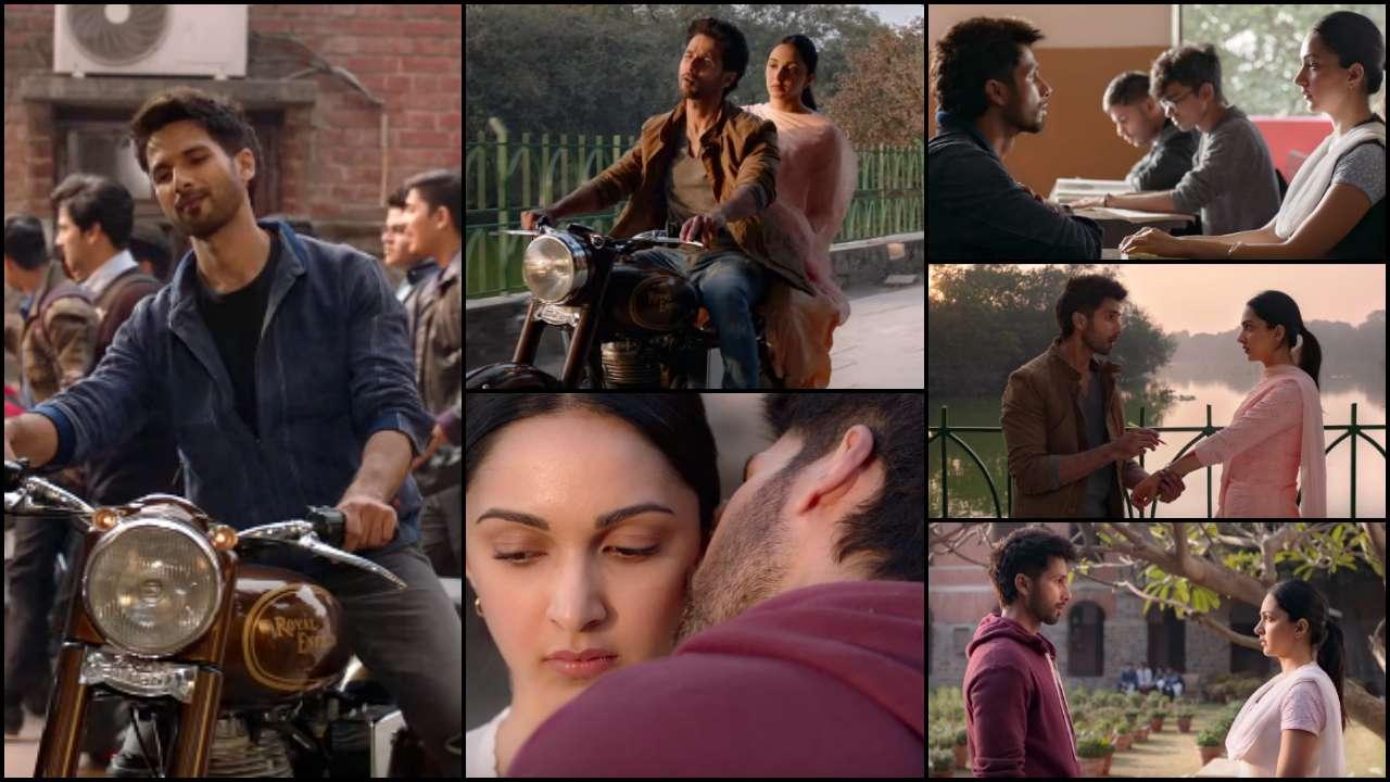 Kabir Singh' song 'Kaise Hua': Shahid Kapoor is totally
