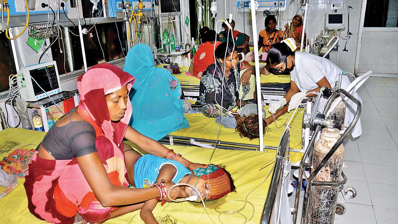 In a week, encephalitis toll rises to 71 in Bihar