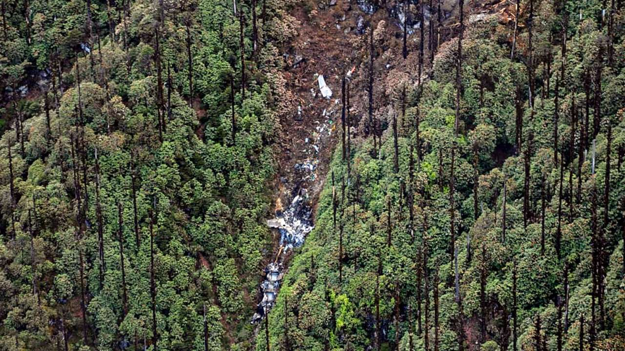 AN-32 crash: IAF says bad weather is delaying the retrieval of bodies, families kept in contact