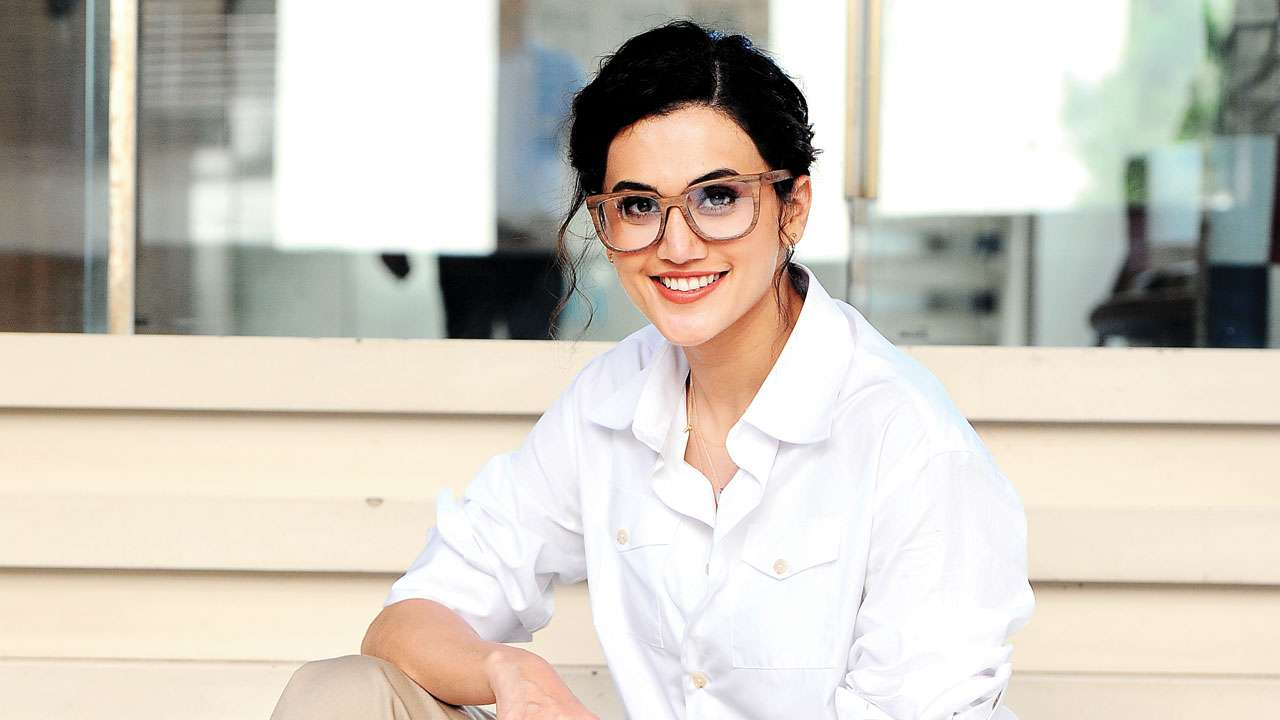 I'm very secure as an actor, but not as a star: Taapsee Pannu