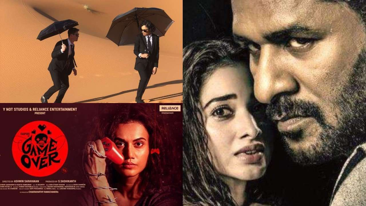 Box Office Report Day 2 Game Over Takes The Cake Men In Black International Shows Little Growth Khamoshi Tanks
