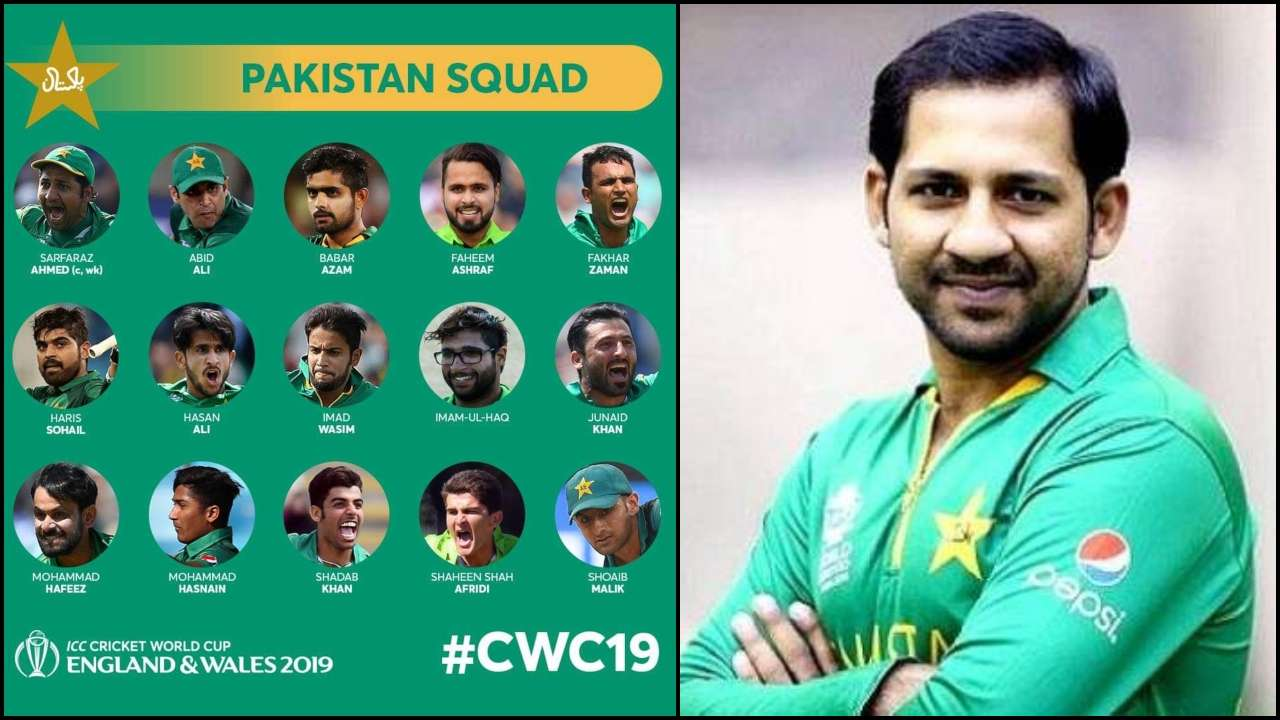 World cup 2019 photo all captain