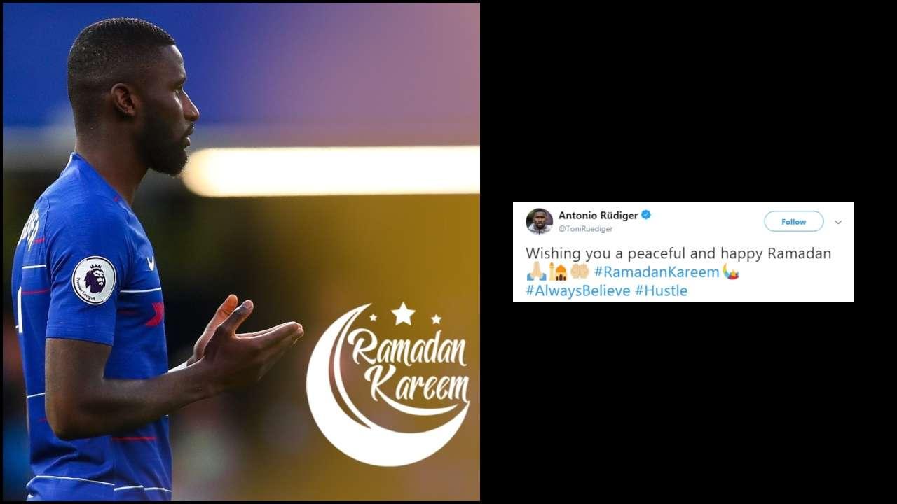 Ramadan Kareem Mubarak: Sports stars send in wishes to