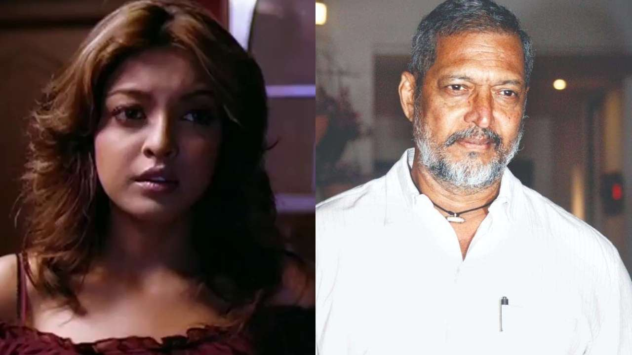 Tanushree Dutta-Nana Patekar #MeToo case gets a twist, new report suggests they weren't even dancing together