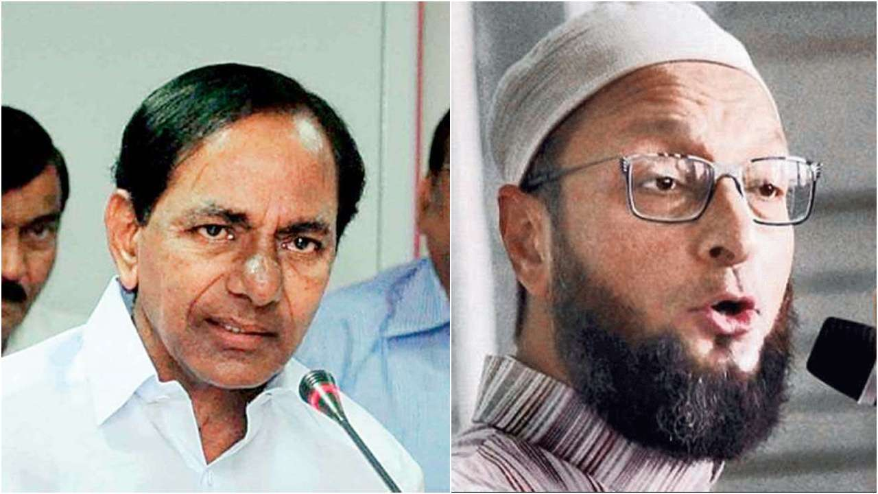 TRS welcomes simultaneous elections; ally AIMIM says no