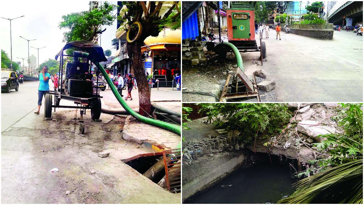Spent Rs 500 cr on drain works to tackle flooding, claims BMC