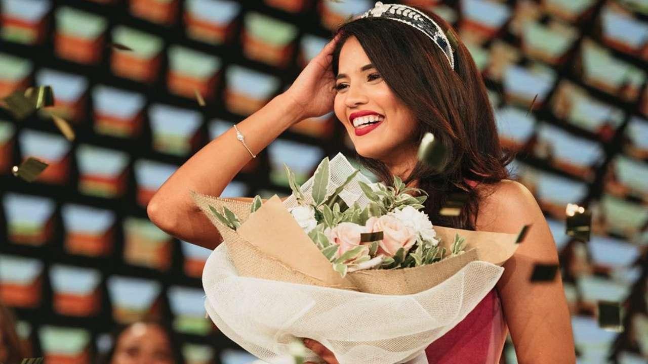 Indian-origin Priya Serrao crowned Miss Universe Australia 2019