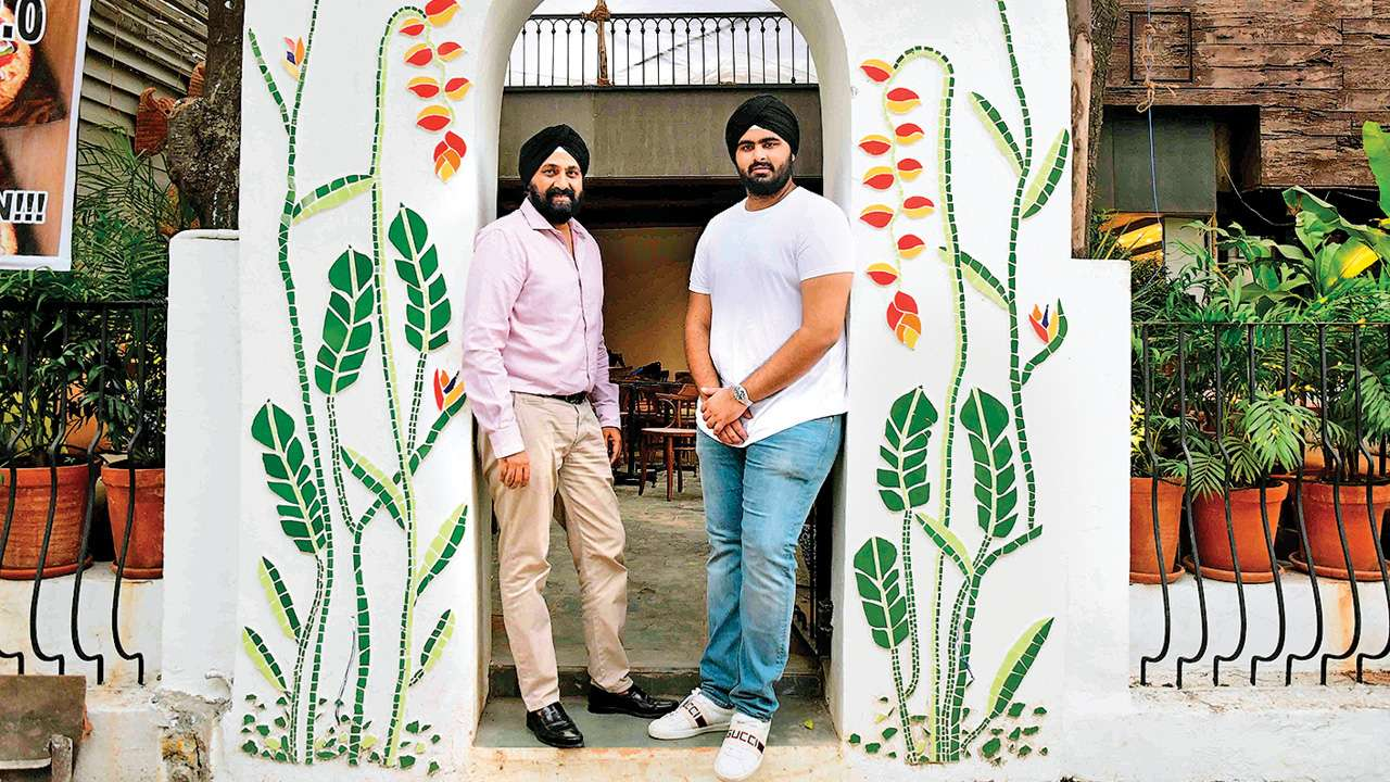 Sarbjit Keer and Rishan Keer