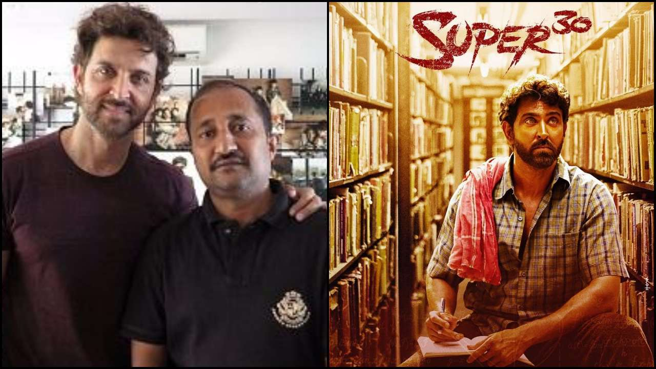 Ahead of Hrithik Roshan's 'Super 30' release, mathematician