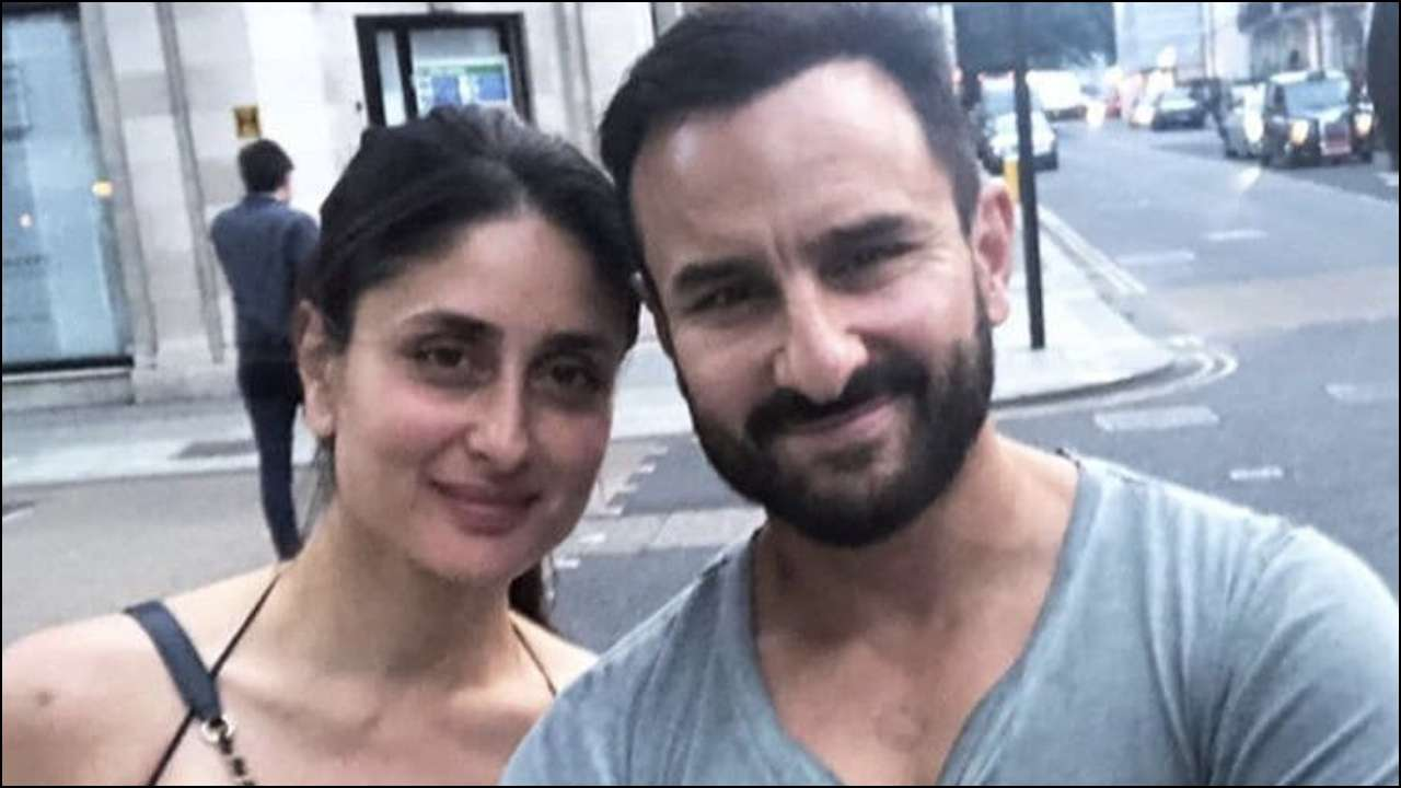Have you seen this UNSEEN picture of Kareena Kapoor Khan and Saif Ali Khan from the streets of London yet?