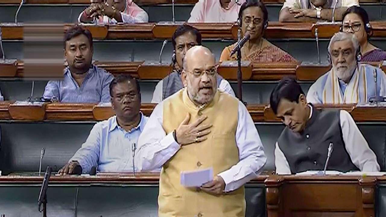 Lok Sabha passes NIA amendment bill to give more powers to anti-terror agency