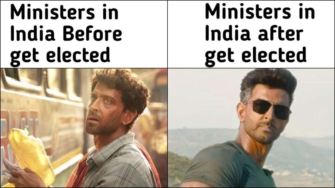 Twitter Explodes With Hilarious Memes On Hrithik Roshan S War