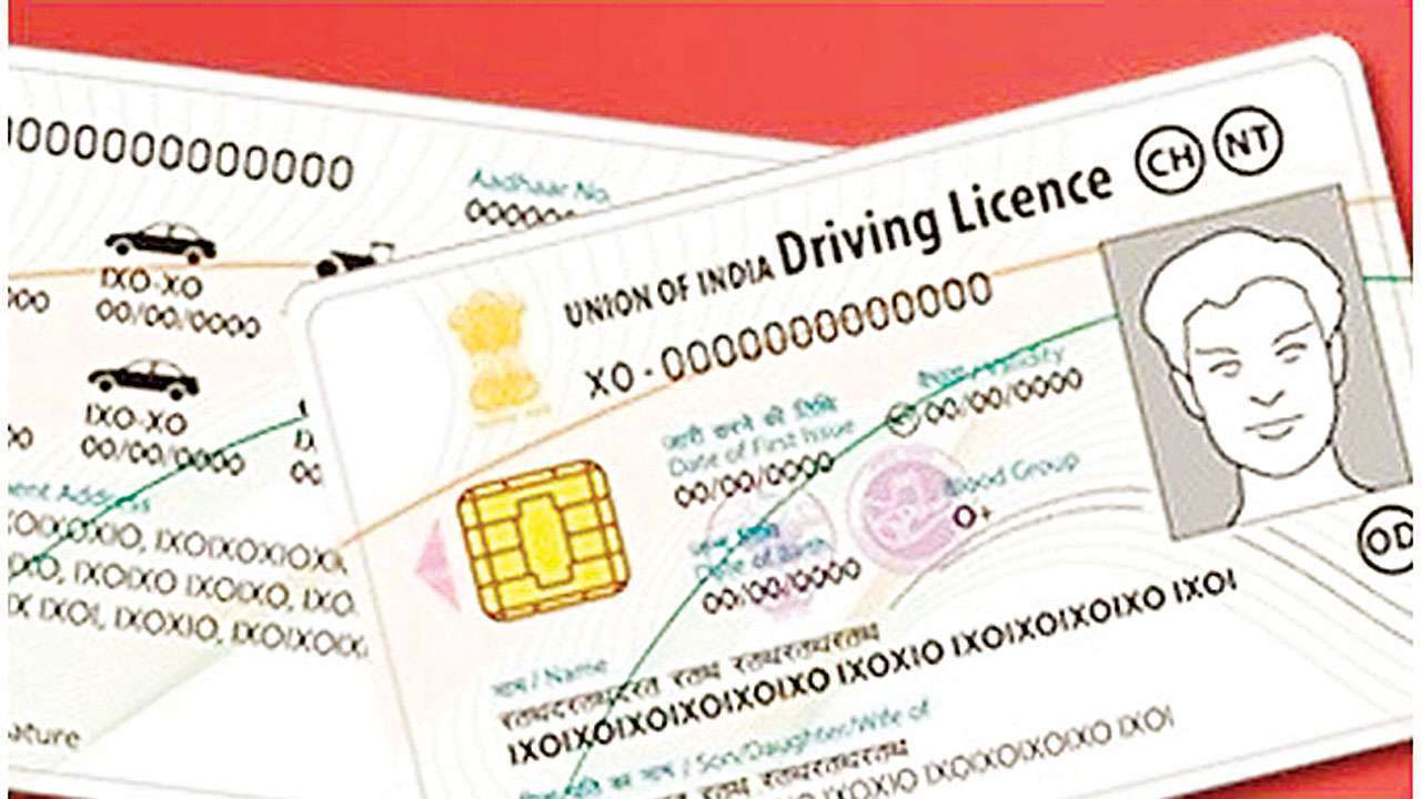 New rules in issuing Driving Licence