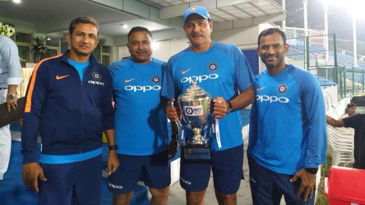 Will Ravi Shastri Continue To Coach Team India Kapil Dev