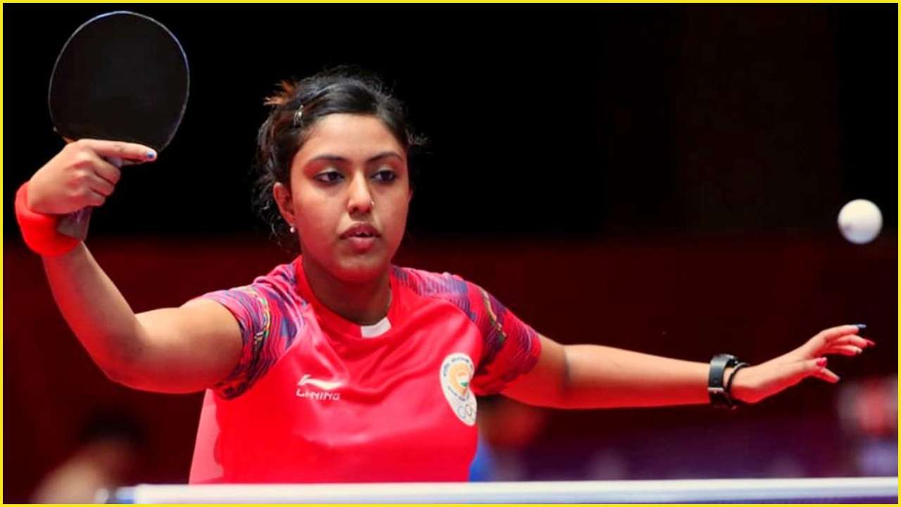 Pleasant Table Tennis Championships India Begin Commonwealth Tt On A Home Interior And Landscaping Ologienasavecom