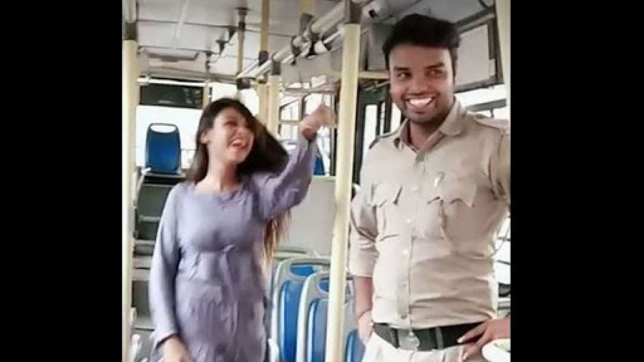 Image result for tik-tok-dance-video-viral-dtc-bus-driver-suspended-after-video-showed-him-conductor-dancing-with-girl