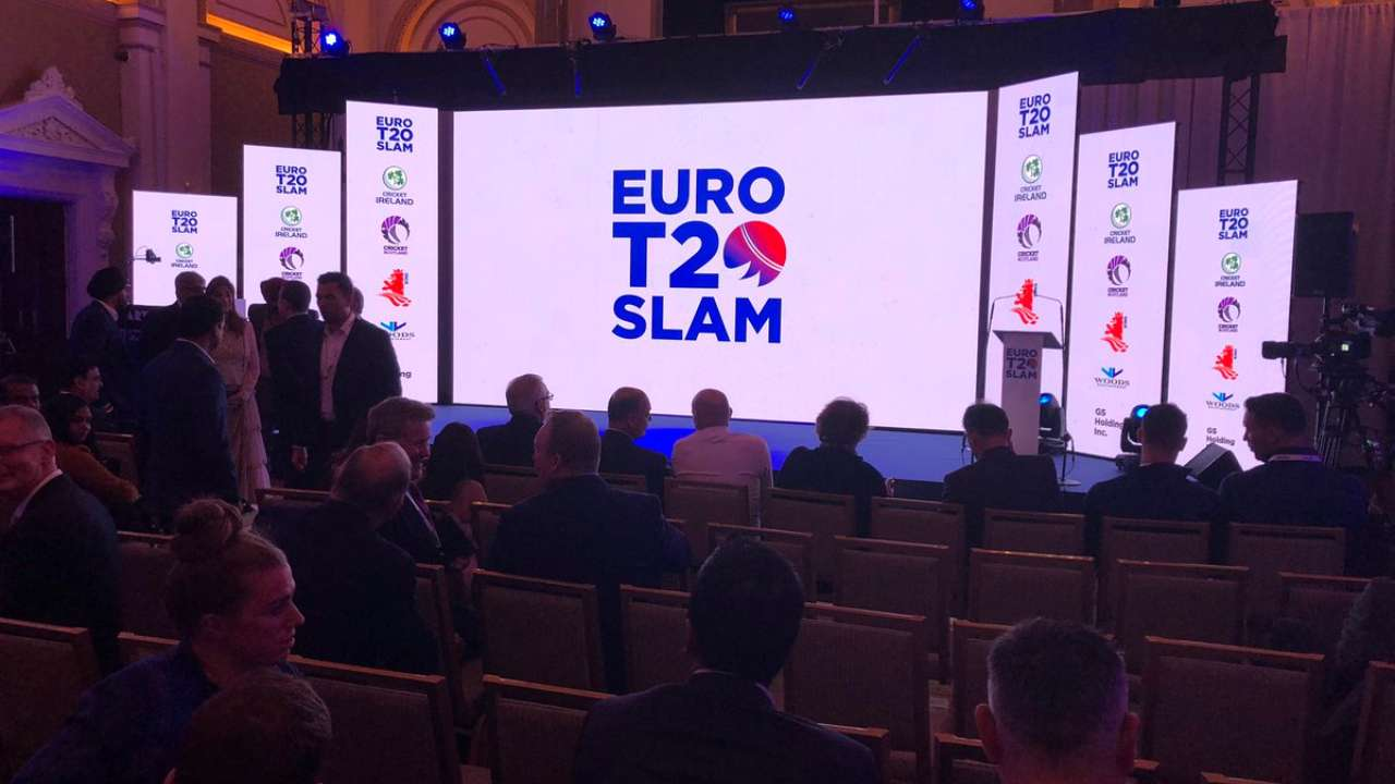 Euro T20 Slam 2019: Draft, teams, squads, players, schedule, date