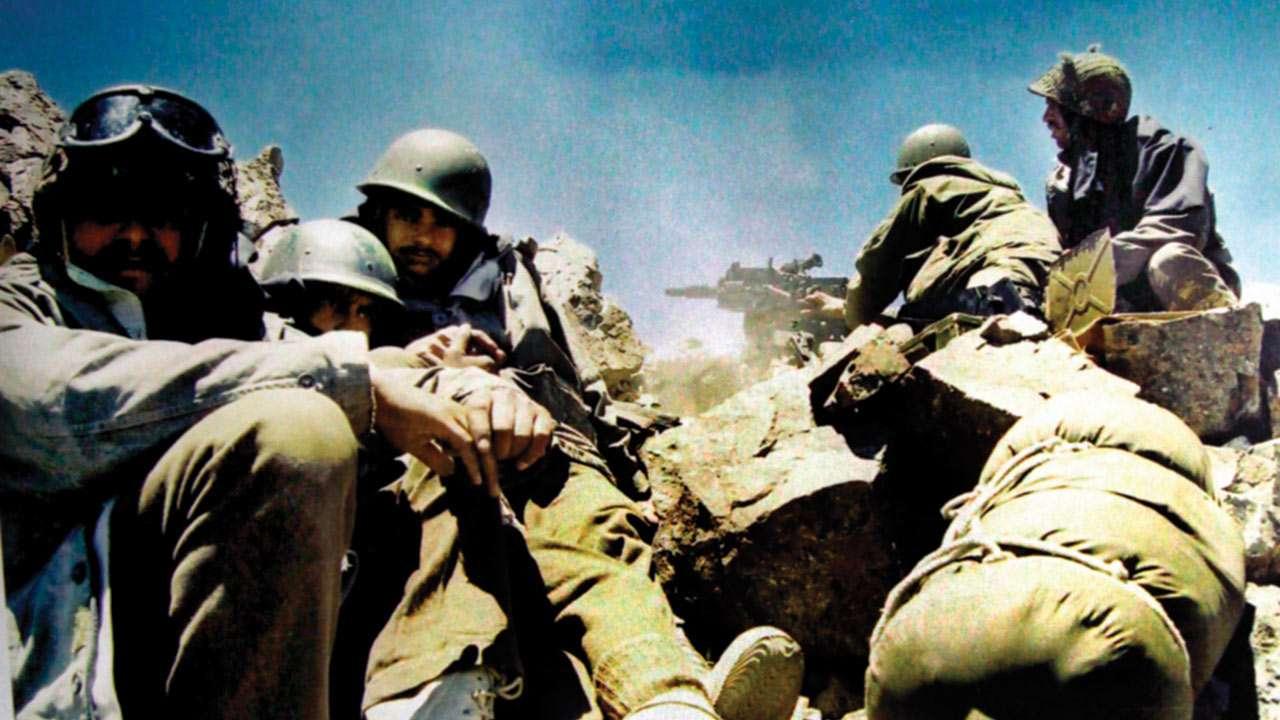 Image result for army medical corps kargil