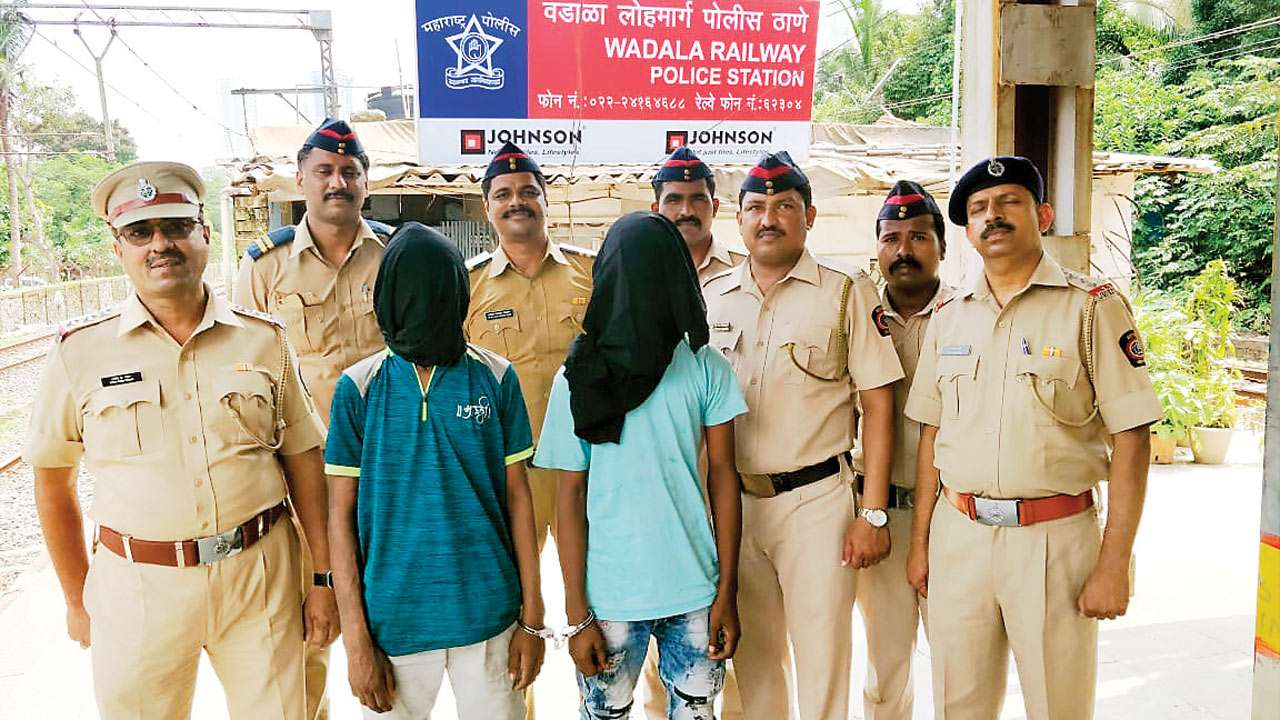 Fatka gang: Two arrested by Wadala railway police