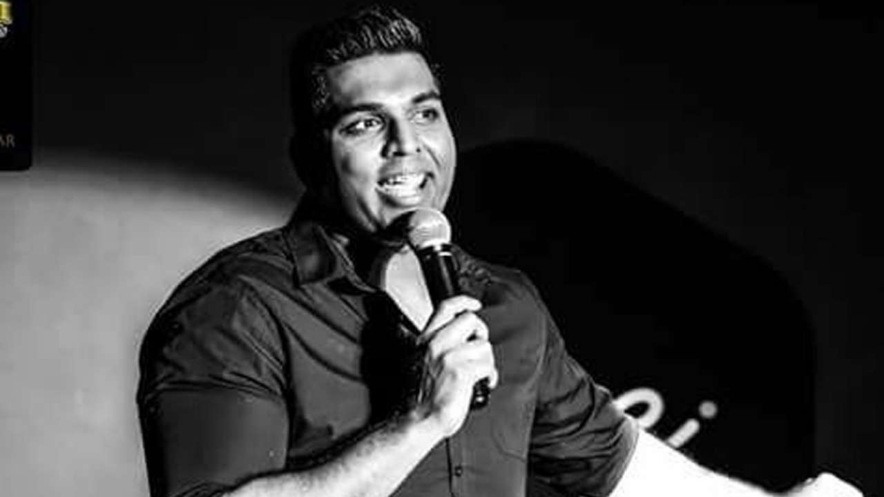Indian-origin stand-up comedian Manjunath Naidu dies while performing on stage in Dubai