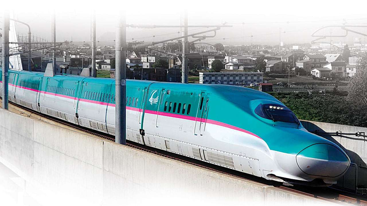 Drilling for Bullet Train by next March