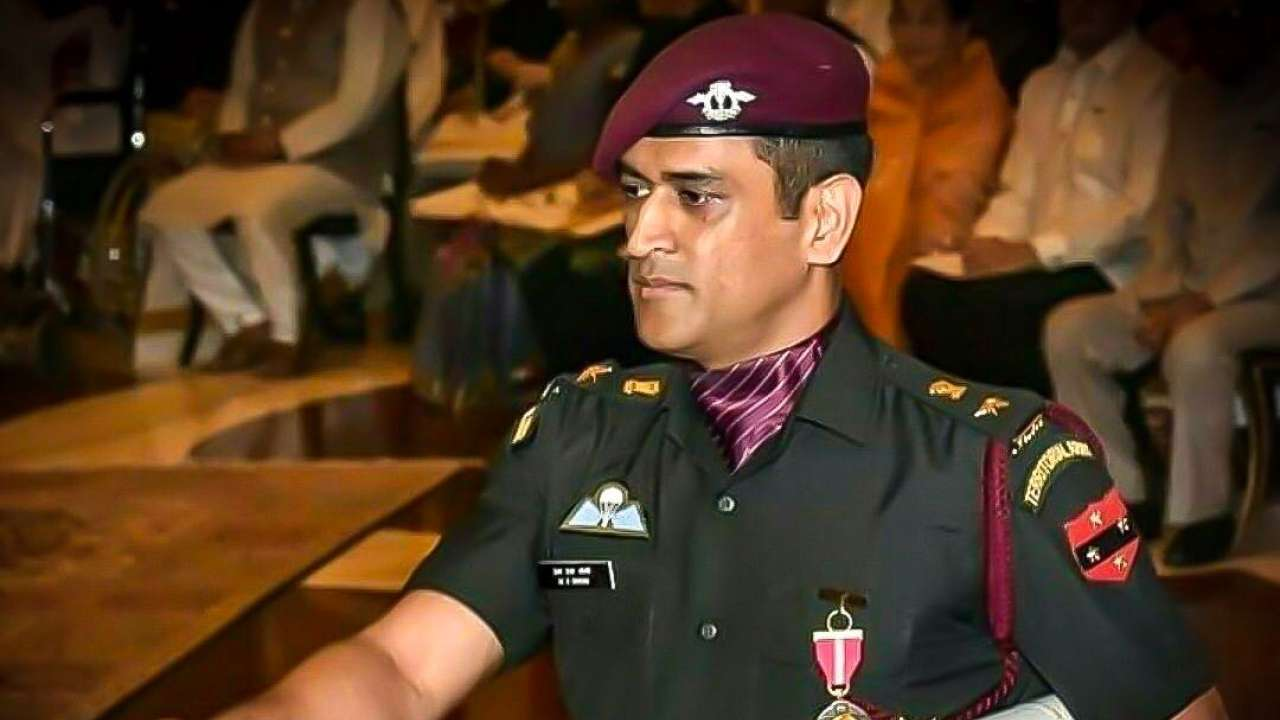 MS Dhoni to join Army