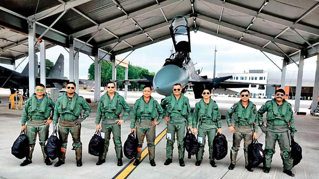Airforce Supplementary List 2019