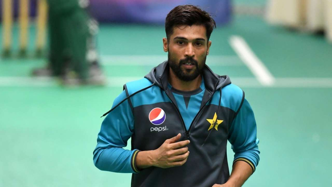 Pakistan fast bowler Mohammad Amir announces retirement from