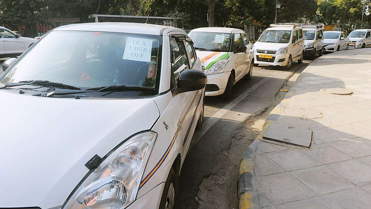 Rajasthan govt to make taxi-hailing companies more