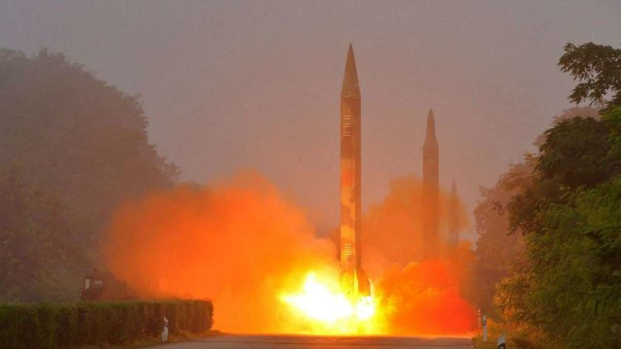 North Korea fires two ballistic missiles days after similar launch, says South Korea